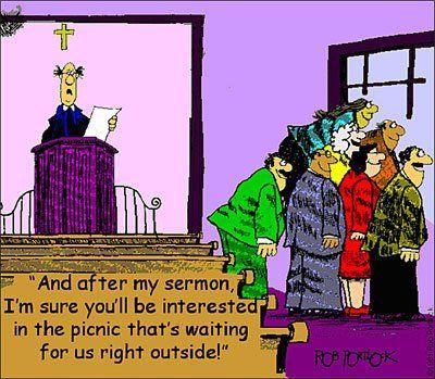 On the Lighter Side       – Faith Baptist Church